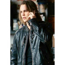 The Covenant Pogue Parry (Taylor Kitsch) Leather Jacket