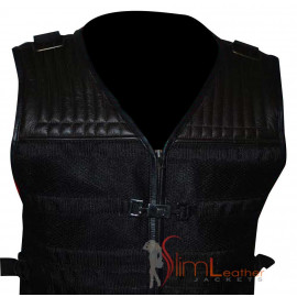 Expendables 3 Barney Ross Leather Vest on Behance