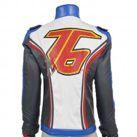 Overwatch Soldier Game 76 Jacket For Sale