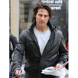 Ghost Protocol Tom Cruise Mission Impossible Jacket