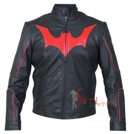Batman Beyond Will Friedle Terry McGinnis Faux Leather Jacket