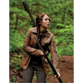 The Hunger Games Catching Fire Jennifer Lawrence Jacket